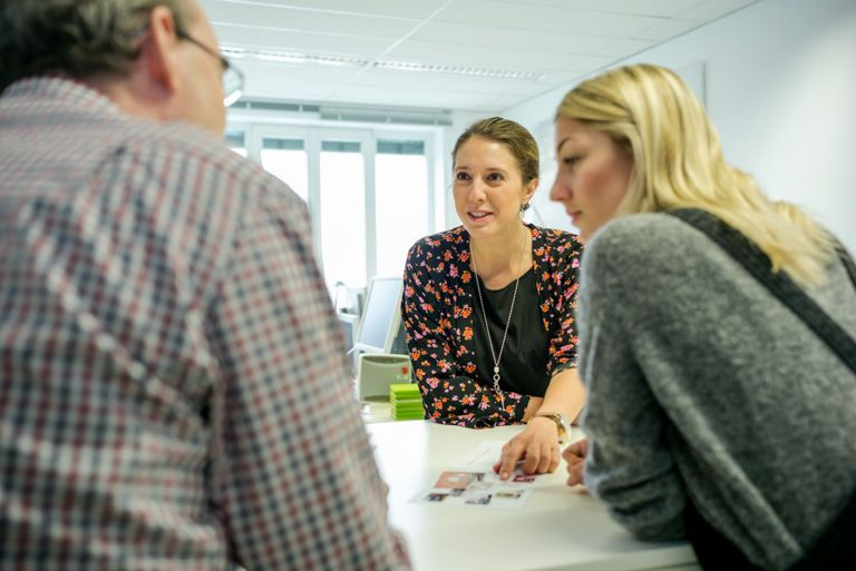Im Projektmanagement unterstützt Du die Kollegen mit Deinem breiten Methodenwissen