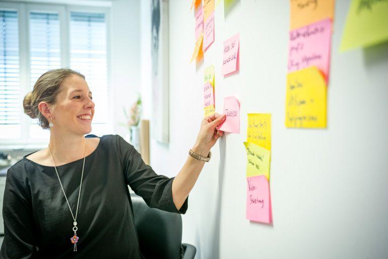 Als HR-Business-Partner kümmert sich Valea um unser wichtigstes Gut: Unsere Mitarbeiter