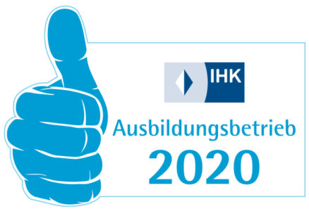IHK Apprenticing Company 2020
