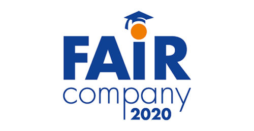 HSE is a member of the Initiative Fair Company